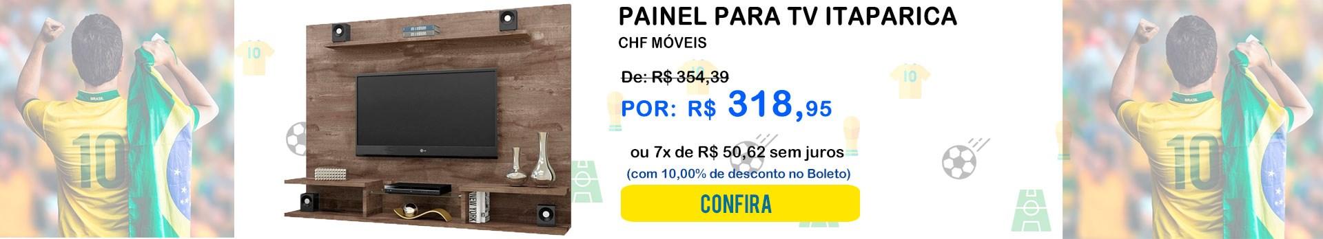 Painel Para TV Itaparica - CHF
