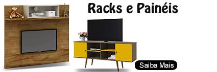 Rack e Painel