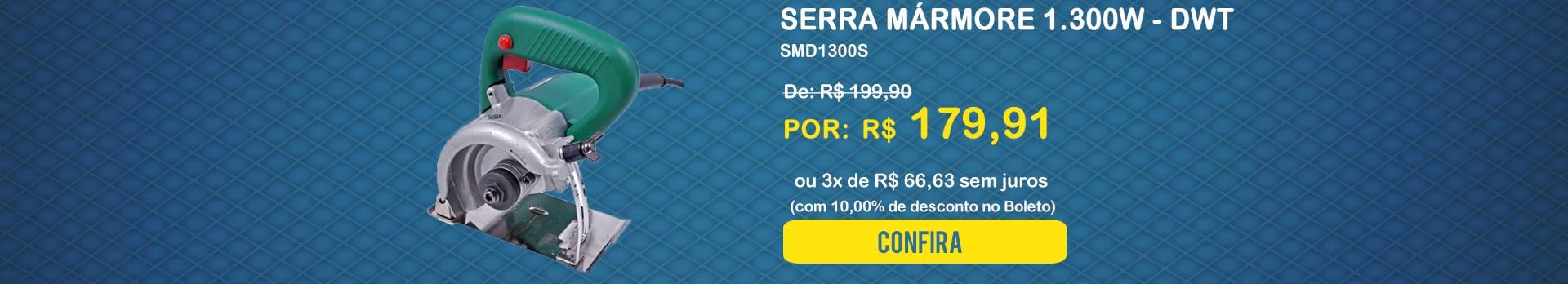 Serra Mármore 1.300 W - DWT