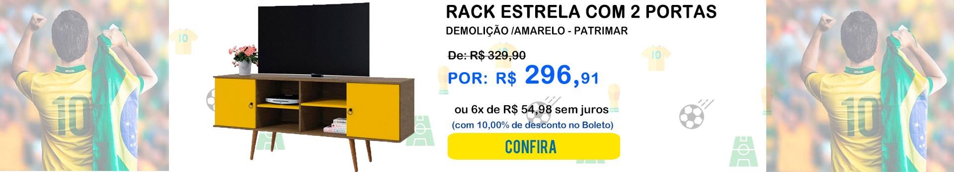 Rack Estrela - Patrimar