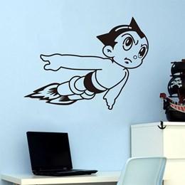 Adesivo  Decorativo de Parede Astroboy (60x45cm)