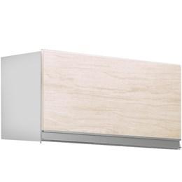 Armário de Geladeira Dália 1 Porta Branco - CHF Móveis