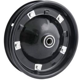 Aro Metálico 3,25x8 Com Rolamento Esfera Eixo 16mm Para Carrinho De Mão - Vonder