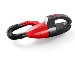 Aspirador De Pó Automotivo 12V Vermelho - Multilaser Au607