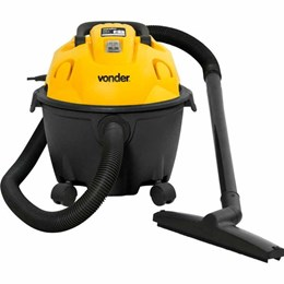 Aspirador de pó e líquido 1200 watts 10 litros APV 1210 - Vonder