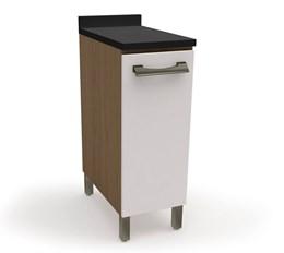 Balcão 1 Porta p/ Kit de Cozinha D721 - Kappesberg