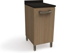 Balcão 1 Porta p/ Kit de Cozinha D722 - Kappesberg