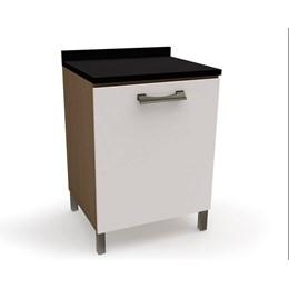 Balcão 1 Porta p/ Kit de Cozinha D723 - Kappesberg