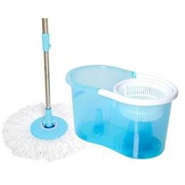 Balde Perfect Mop Urban 360 Com 2 refis de limpeza geral