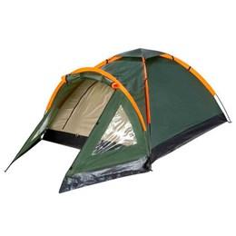 Barraca Camping Iglu 5 pessoas com Varanda Verde - Oper