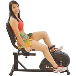 Bicicleta Ergométrica Horizontal BH-3800 Polimet