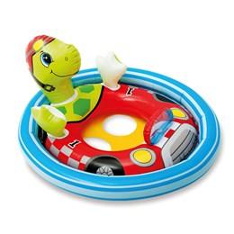 Boia Inflável Infantil Tartaruga Minha Primeira Bóia - Intex