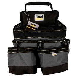Bolsa de Ferramentas Pochete 260 x 170 x 320 - Razi