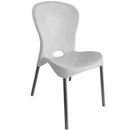 Cadeira com pés de aço Montes Claros  - Antares