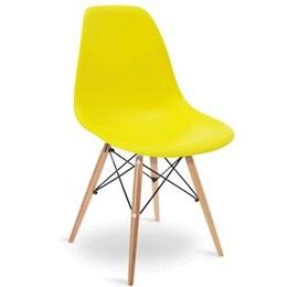 Cadeira Eames Amarela - Elegance
