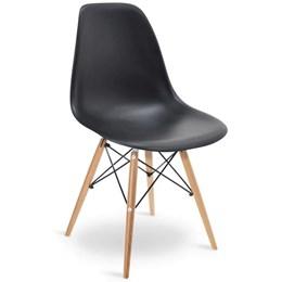 Cadeira Eames Preta - Elegance