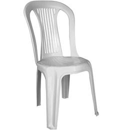Cadeira Plástica Bistrô Ponte Nova branca - Antares