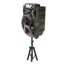 Caixa de Som Amplificada ACA 501 New X Amvox com Tripé