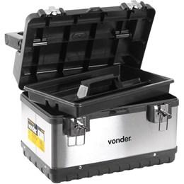 Caixa Organizadora Bau Multiuso Inox CBI 020 Vonder