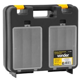 Caixa plastica para furadeira e ferramentas VD-7001 VONDER
