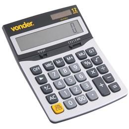 Calculadora de Mesa 12 Dígitos Cs 312vii - Vonder