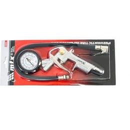Calibrador de pneus com manômetro - MTX