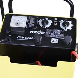 Carregador de Bateria Auxiliar de Partida CBV 5200 Bivolt VONDER