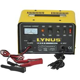 Carregador de Bateria LCB-25 até 150ah 12/24v - Lynus
