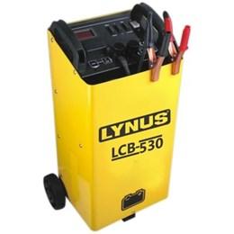 Carregador de Bateria LCB-530 até 800ah 12/24v c/Auxiliar de Partida - Lynus