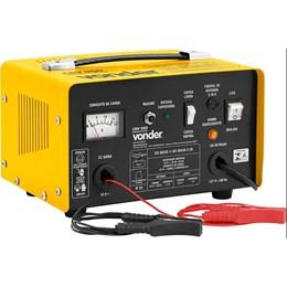 Carregador de Bateria Portátil Lento e Rápido CBV 950 12v - VONDER