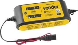 Carregador Inteligente de Bateria 127 V CIB 160 VONDER