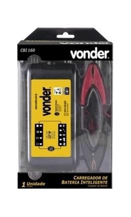 Carregador Inteligente de Bateria 220 V CIB 160 VONDER