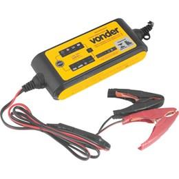 Carregador Inteligente de Bateria 220V CIB084 VONDER