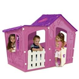 Casinha de Montar Infantil Magic Villa Play House - Keter