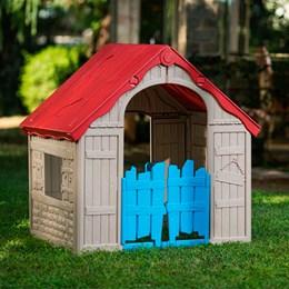Casinha Infantil de Brinquedo Dobrável - Keter
