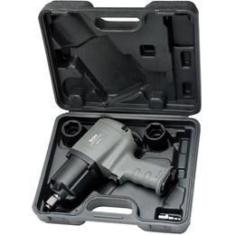 Chave de Impacto Pneumática Profissional 3/4 Com Kit