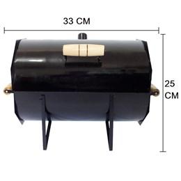 Churrasqueira Bafinho a Carvão