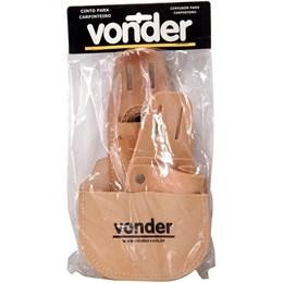 Cinto Para Carpinteiro, Com 03 Compartimentos/Vonder