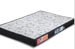 Colchão Casal Orthocrin de Espuma D23 Platinum Black
