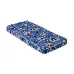 Colchão Infantil de Espuma 12X150X70cm - Multimóveis Colorido