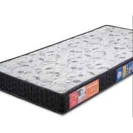 Colchão Orthocrin de Espuma D23 Platinum Black Pró Saúde 88x188x17cm