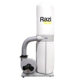 Coletor De Pó 2entrada Trifásico 220v Rz-cpt2t Razi
