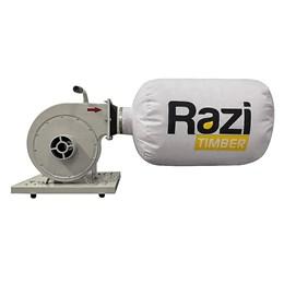 Coletor de Pó de parede para Marcenaria 127V RZCP1MC Razi