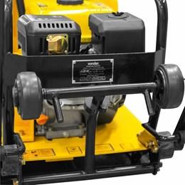 Compactador de solo vibratório a gasolina 5,9 hp - VONDER