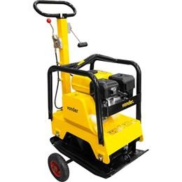 Compactador de solo vibratório reversível a gasolina 5,9 hp - VONDER