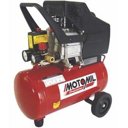 Compressor 8,7Pés 24L Bivolt 110/220V 2Cv MI-8,7 Motomil