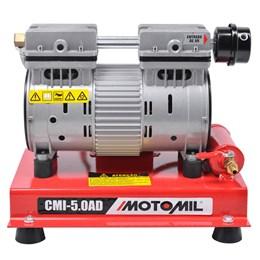 Compressor Ar Direto Sem Óleo 5Pcm Cmi-5,0 Ad Motomil