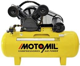 Compressor De Ar 10 Pés CMV-10PL / 50 Litros Monofásico - Motomil