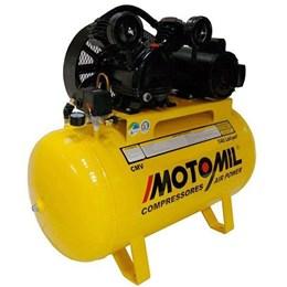 Compressor de Ar 15 Pés 150 Litros CMV-15PL/150 3HP 110/220V  13 Motomil