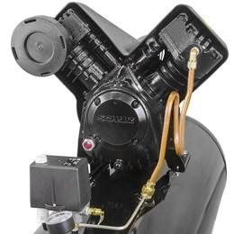 Compressor de ar 20 pés 150 litros 5 HP trifásico 220/380V - Audaz Schulz